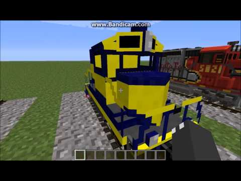 RailwayCraft - New traincraft map 8/17/13 Server still     | Doovi