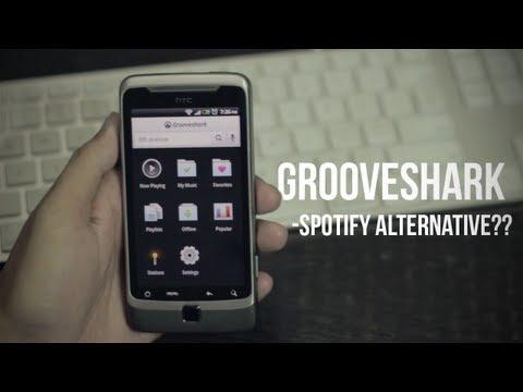 Grooveshark Music: Spotify alternative?