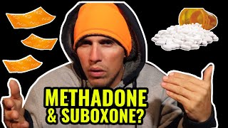 Heroin & Painkillers | My Experience With Methadone, Suboxone & Subutex