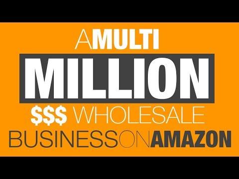 Building a  MULTIMILLION 💰  WHOLESALE business on Amazon I Jungle Scout