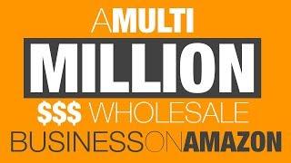 Building a  MULTIMILLION 💰  WHOLESALE business on Amazon I Jungle S