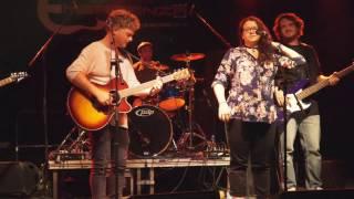 CRMSN beim Emergenza Band-Contest im Hirsch, Nürnberg am 16.04.2017