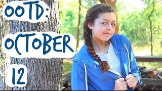 Fall OOTD: October 12th, 2014! Thumbnail
