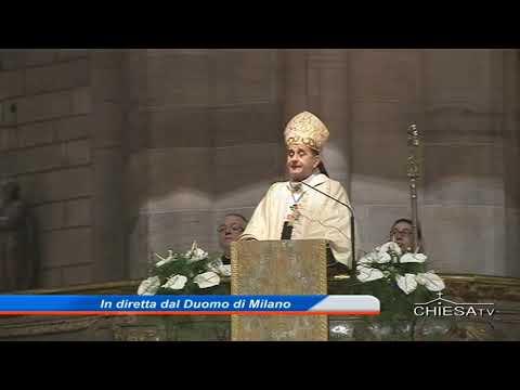 24 settembre 2017 l'omelia dell'Arcivescovo di Milano mons. Mario Delpini