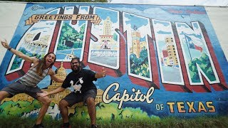 FIRST IMPRESSIONS of AUSTIN TEXAS! - Austin Texas Travel Guide