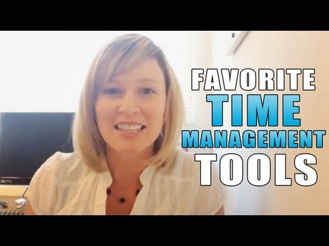 My Favorite Time Management Tools For Busy Professionals