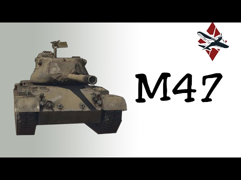 M47 Patton II Tank Review | War Thunder