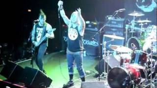 The Casualties - The System Failed Us Again/Punk Rock Love LIVE Denver, CO [HD]