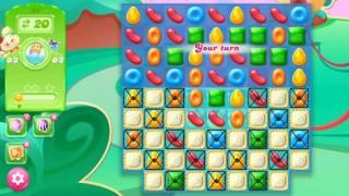 🍭🍬Candy crash jelly LV025 Прохождение, уровень 25, три в ряд, развивающая игра на андроид
