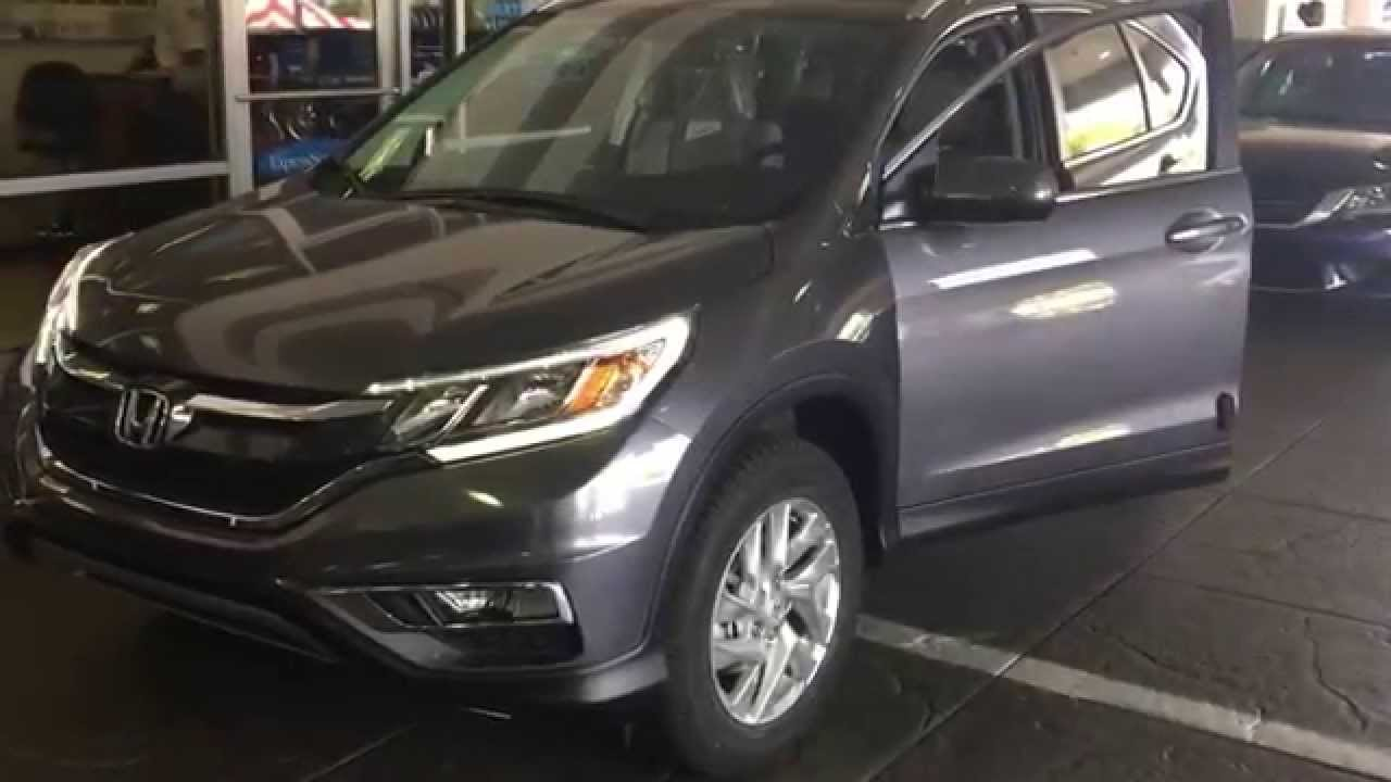 2015 honda cr v exl nav eric green youtube for Honda crv exl with navigation
