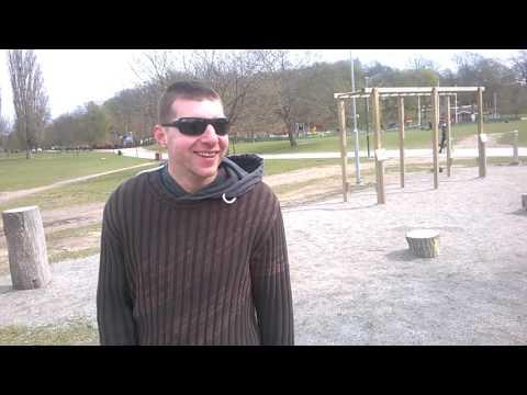 PeRun   Vlog#07   Outdoor Fitness in Stockholm   Sweden