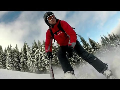 Bukovel ski resort in Ukraine 2015