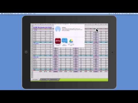 iPad Quick Tips: #9 - Docs To Go