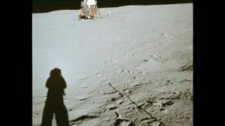LRO Views Apollo 11 & Surveyor 1 Sites