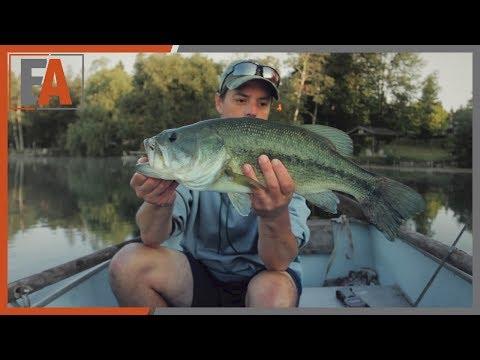 Epic Angling - Tackles Largemouth Bass