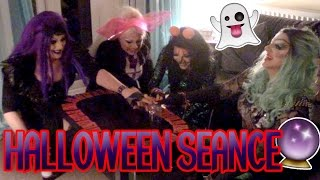 Novympia's Halloween Séance