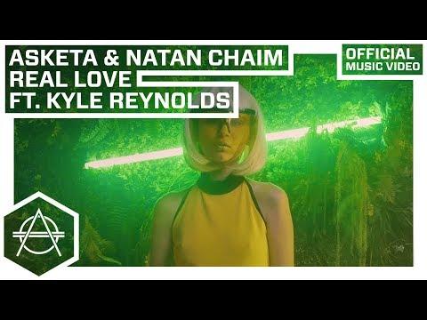 Asketa & Natan Chaim – Real Love