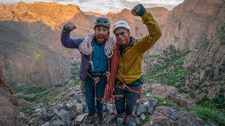 Rock Al Kasbah - Climbing and Music in Morocco