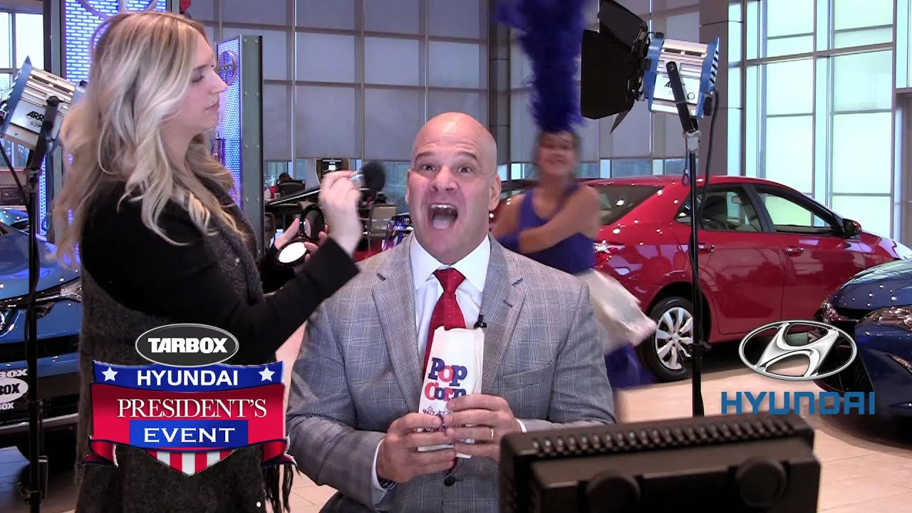 Tarbox Hyundai Presidents' Day - YouTube