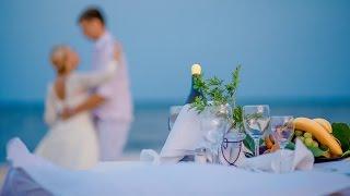 Андрей и Анна. Свадебный клип. Свадьба на берегу моря. #видеограф +79533834676 #екатеринбург