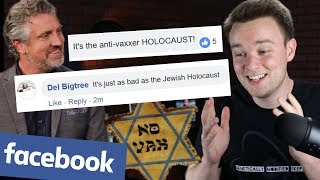 Baixar I Asked Anti-Vaxxers If They're Persecuted | Facebook Experiment