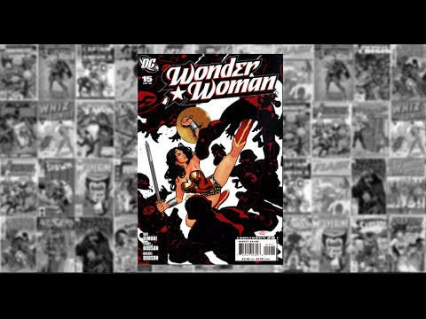 "Wonder Woman: vol3 #15,The Circle Part 2 of 4 - ""Dead Heat"""