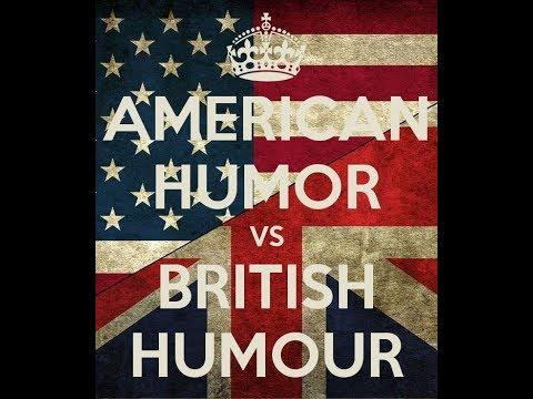 Americans Vs British
