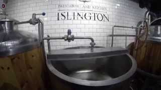 London Islington Brewery Experience (30 Second Review)