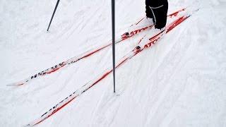 видео Виды классических лыжных ходов