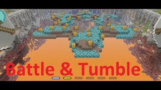 Minecraft Xbox - Different Skins In Battle & Tumble - Getting 10 Wins Like A Pro! (2)