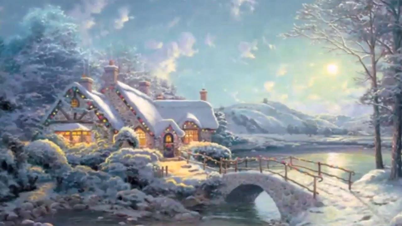Old Traditional Christmas Carols and Christmas Music 2017 - 2 Hours ...