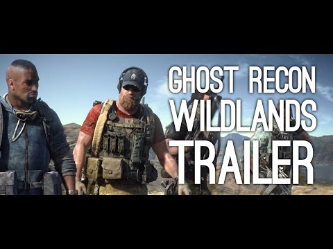 Ghost Recon Wildlands Trailer: Tom Clancy's Ghost Recon Wildlands Cinematic Trailer (E3 2016)