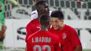 الأهداف | الدحيل 4 - 0 معيذر | دور ال16 من كأس الأمير 2020