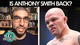 What's next for Anthony Smith? | DC & Helwani | ESPN MMA