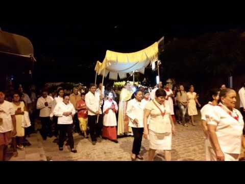 Procissão De Corpus Christi 2017, Nova Olinda-CE
