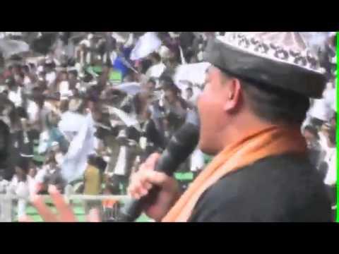 Hari Moekti - Gelap kan Berlalu [Live di Muktamar Khilafah 2013]