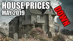 House Prices Continue to Slide in May 2019