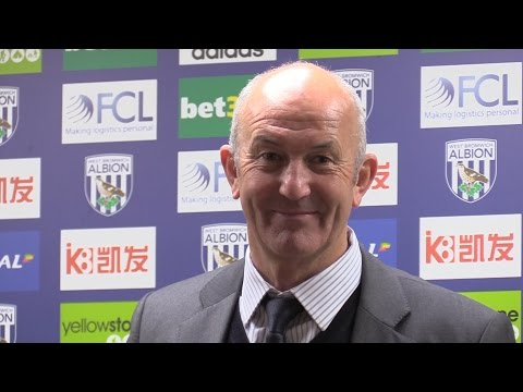 West Brom 0-1 Liverpool - Tony Pulis Full Post Match Press Conference
