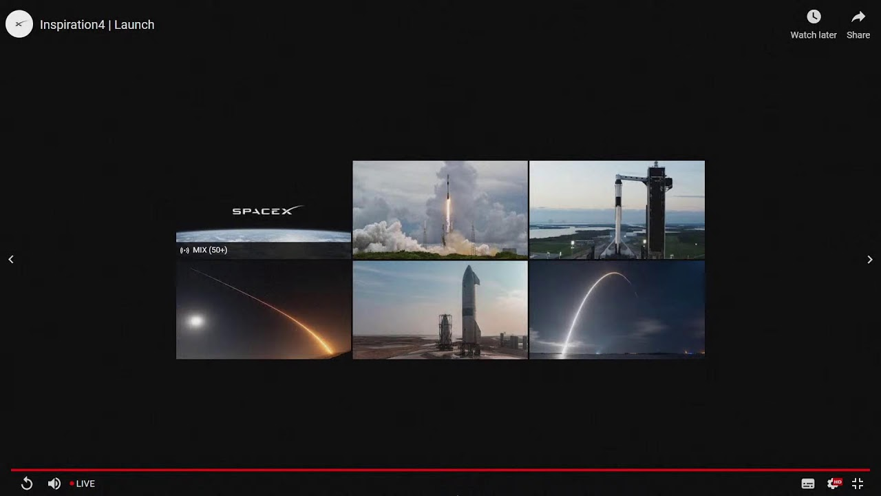 SpaceX launches first all-civilian crew into orbit without professional ...