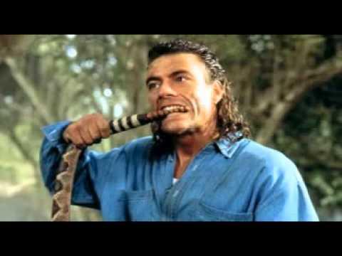 Musique Film - Chasse A L'homme 1993 ( Jean Claude Van Damme ).Diamant Noir