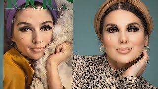 RECREATING A 1964 MAKEUP LOOK |  ALI ANDREEA