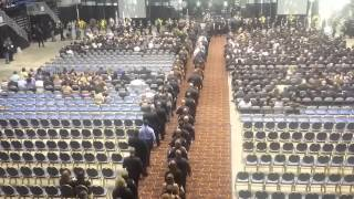 Mourners pay last respects to fallen Gary officer