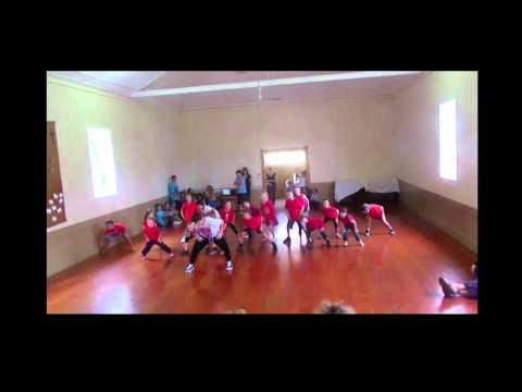 Norfolk Hip Hop 2011 Junior Group
