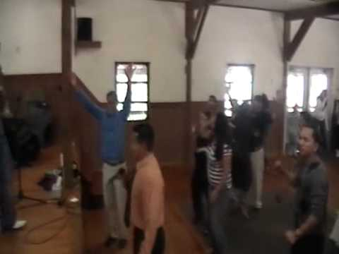 Iglesia Shalom Bensalem PA Campamento 052009