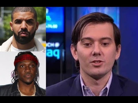 Martin Shkreli claims he got a copy of Drake's Diss song to Pusha T that hasn't been released.