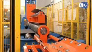 Вальцы с ЧПУ для гибки листового металла(Предлагаем вашему вниманию автоматические вальцы для гибки листового металла. С полным ассортиментом..., 2015-03-01T04:47:09.000Z)