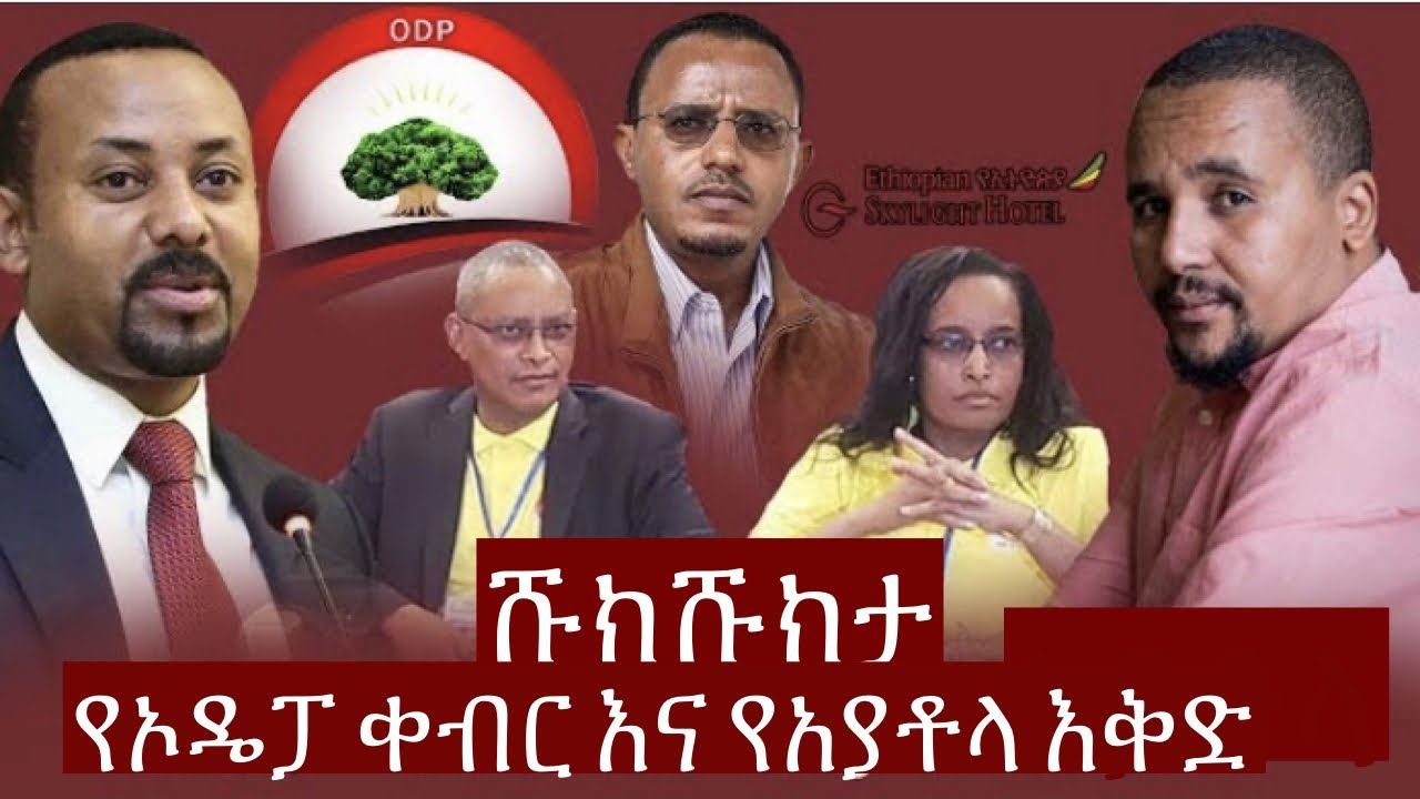 Shukshukta (ሹክሹክታ) - የኦዴፓ ቀብር እና የአያቶላ እቅድ | ODP | TPLF | EPRDF | Ethiopia