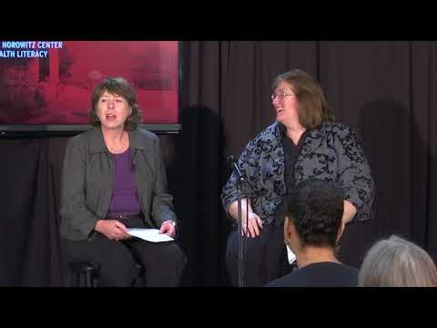 Horowitz Center for Health Literacy talks with Dr. Christine Prue and Dr. Rima Rudd