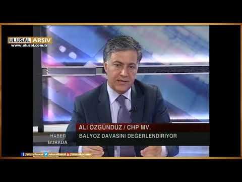 Haber Burada- Filiz Öntaş, Ali Özgündüz-  02 .04. 2012 Ulusal Kanal