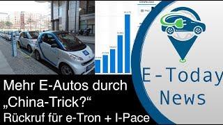 Sorgt dieser China-Trick für mehr E-Autos? Rückrufe bei Audi und Jaguar, IONIQ electric Preis 34.900